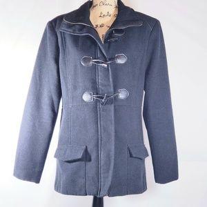 Rampage XL black winter coat